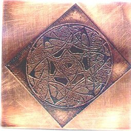 copper etching